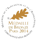 bronze medal bargemone wines